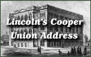 Cooper Union Speech