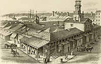 Washington Market, 1859