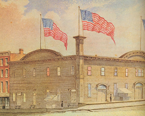 1860 Republican Convention, Chicago