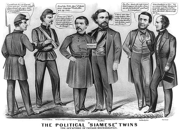 Political Siamese Twins