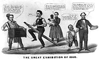 The Great Exhibition of 1860