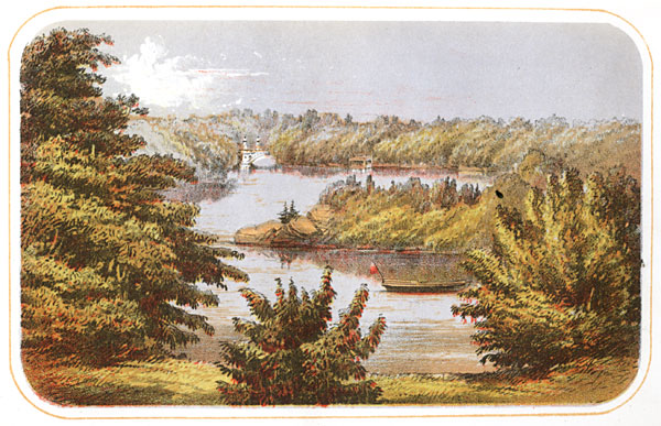 Central Park: The Lake from the East Side