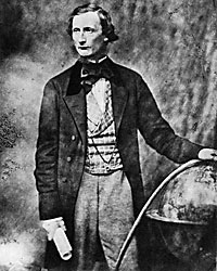 Cyrus West Field Brother of David Dudley Field