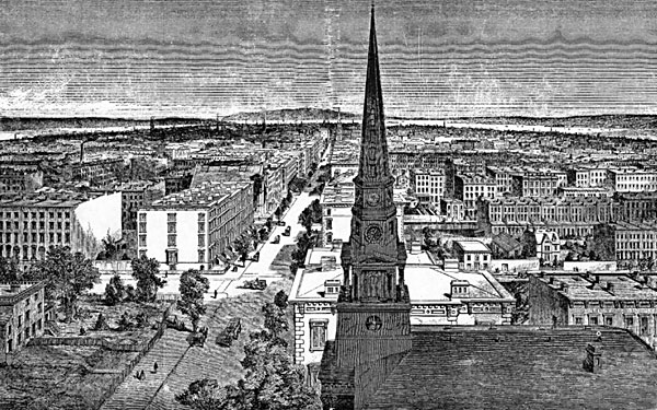 Fifth Avenue, 1859
