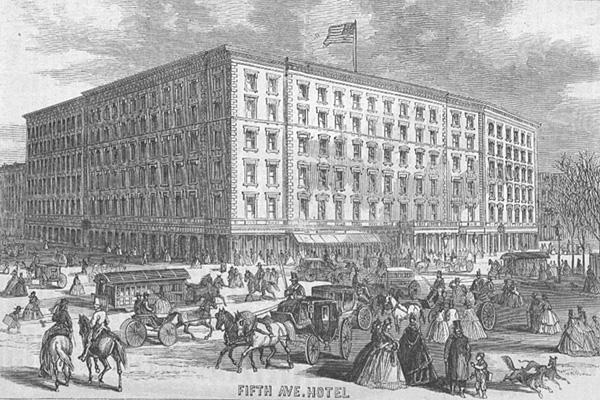 Fifth Avenue Hotel