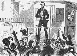 Lincoln's Pre-Inaugral Visit