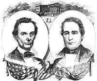 Abraham Lincoln and Hannibal Hamlin