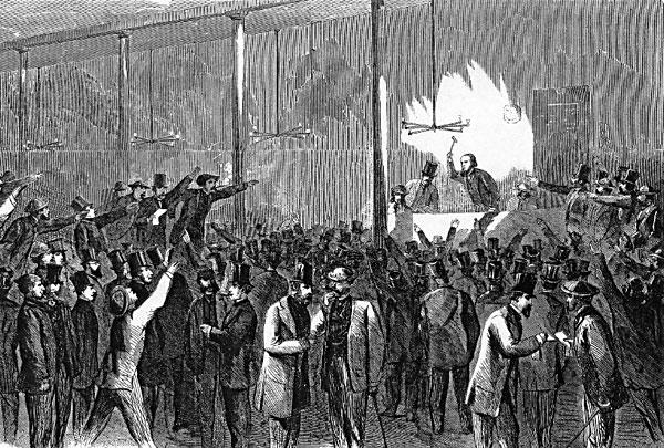 The Metropolitan Fair, 1864