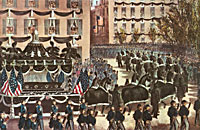Lincoln's Funeral Procession