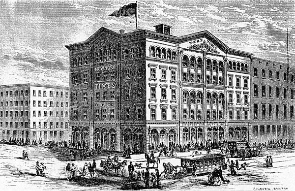 N.Y. Times Building