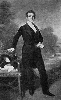 William H. Seward during his NY Governorship, age 37