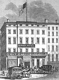 Tamany Hotel