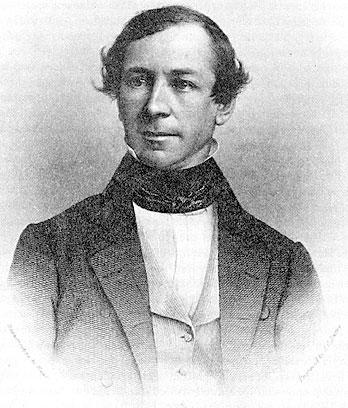 Fernando Wood Early in His Career