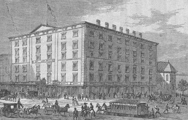 James Hotel