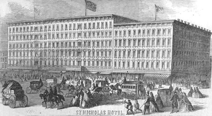 St. Nicholas Hotel